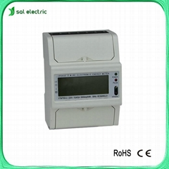 single phase 2 wire energy meter