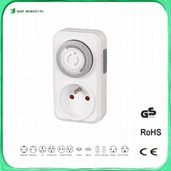 automatic home 24 hours mechanical timer switch  (Hot Product - 1*)