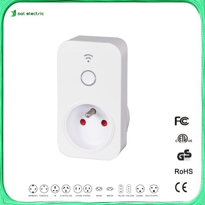 France smart controlled wifi socket  1