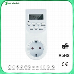 digital timer with CE approval