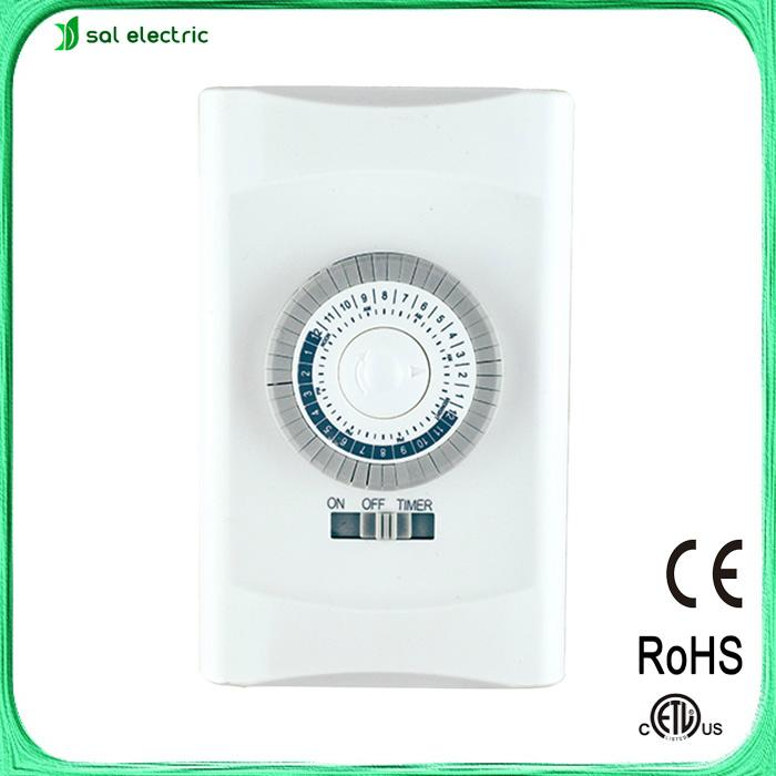 in-wall mechanical timer switch  1