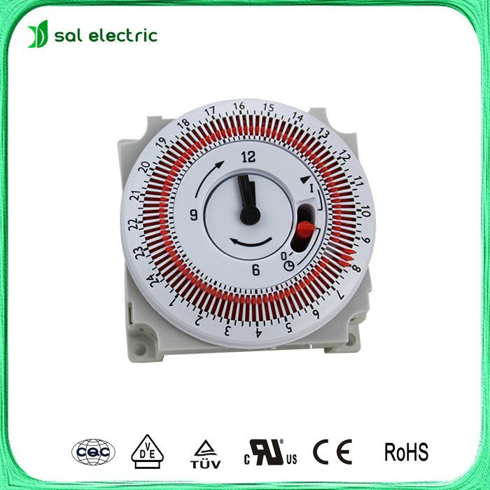 Machenical timer switch with UL ,CE,ROHS etc approval  1