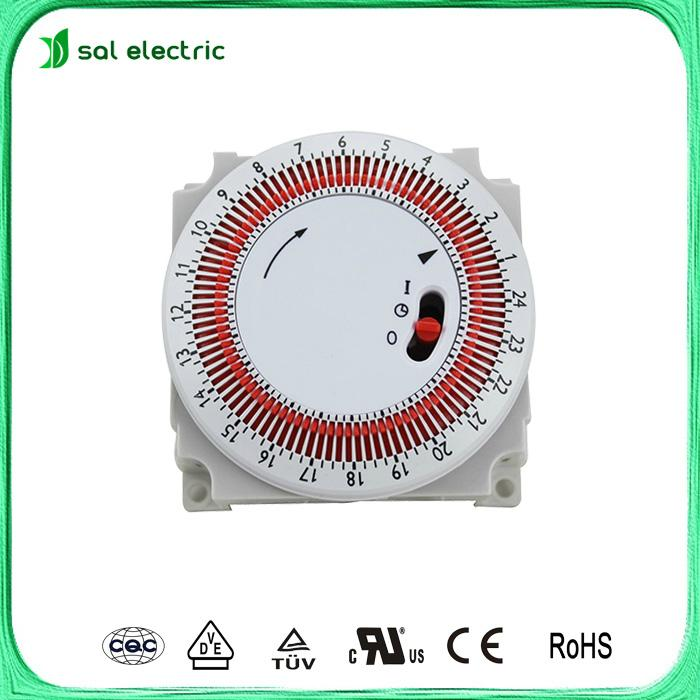 110V,60HZ timer switch with UL approval 1