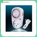 24hours mechanical timer socket