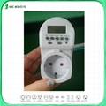 mini digital timer socket