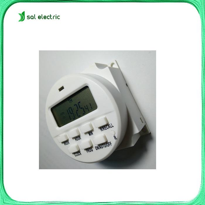 7 days programmable timer 3