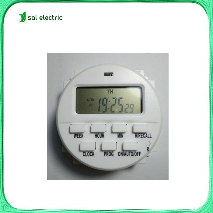 7 days programmable timer 4