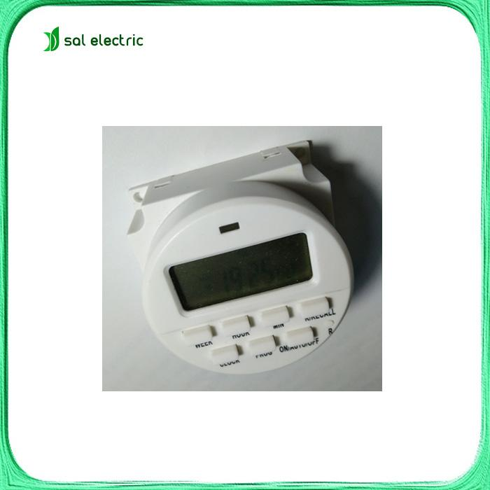 7 days programmable timer 6