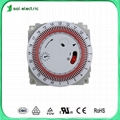 Automatic air conditioner timer switch 1
