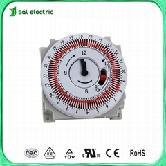 Electric mechanical Timer Module with Battery Backup (Hot Product - 1*)