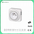 Timer Switch Usage and White Color