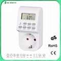 WHITE Color and Timer Switch Product
