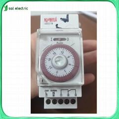 street lights industrial mechanical timer