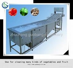 無損傷蔬菜水果清洗機