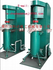 vertical type sand mill machine for paintings