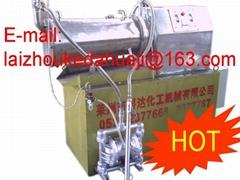 hot sale horizontal type closed cone-shape sand mill machine