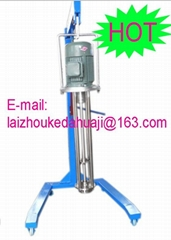 movable high speed shear emulsion machine for sale