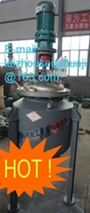 good quality SUS304 carbon steel chemical reactor tank for sale