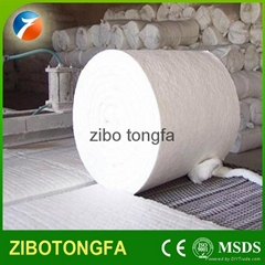 ceramic fiber insulation blanket