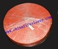 silicone coated fiberglass fire sleeve
