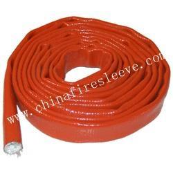 high temperature fire sleeve  4