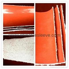 硅膠玻纖毯