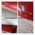 silicone fiberglass blanket  2