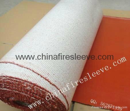 silicone fiberglass blanket  3
