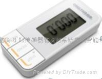 2.4 G pedometer
