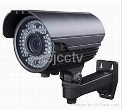 Security CCTV HD-CVI Varifocal Waterproof camera with 42pcs Led 2.8-12mm VF Len