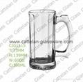 Cattelan Factory Glass  Beer mug