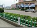 成都PVC塑胶防护栏