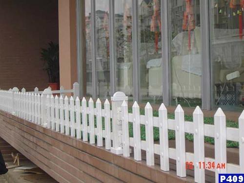 成都PVC塑膠防護欄 5