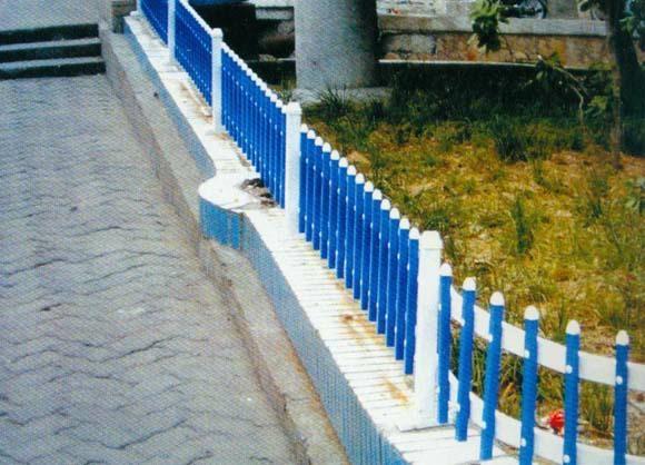成都隔离塑钢花栏 4