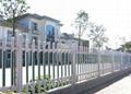 四川成都塑钢栅栏PVC护栏栅栏 3