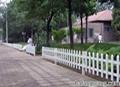 四川成都塑钢栅栏PVC护栏栅栏 4
