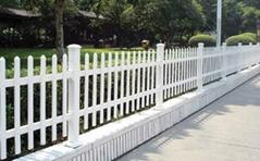 成都崇州PVC护栏塑钢围栏
