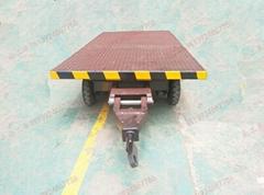 优质3吨平板拖车