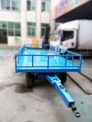 6噸護欄平板拖車