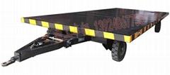广东优质2.5吨平板拖车