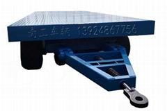 40吨重型平板拖车