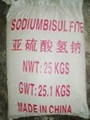 Sodium Bisulfite