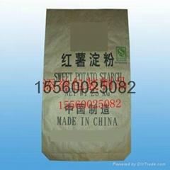 淀粉牛皮纸袋
