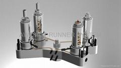 工程塑料熱流道系統