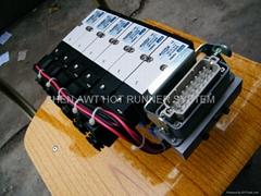 热流道时序控制器和电磁阀