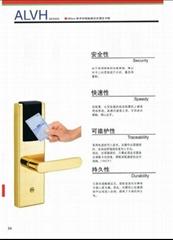 日本MIWA美和酒店用电子锁 U9ALV2EAP66-1