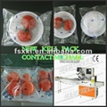 High Speed Fresh Vegetable Down-Paper Pillow Packaging Machine 3