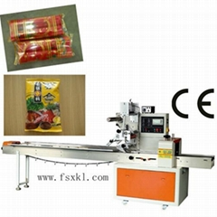 Candle Pillow Packaging Machine