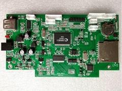 高清單機TTL解碼板