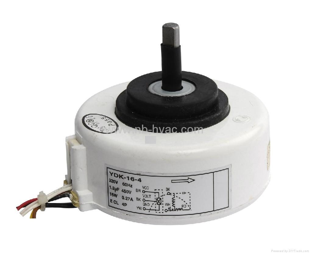 Air Conditioner Motor Ydk 25 4 Emerson Ge Mars China Manufacturer Air Conditioner